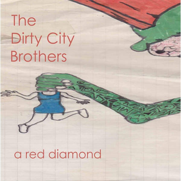 Click Album Image to Buy A RED DIAMOND on iTunes