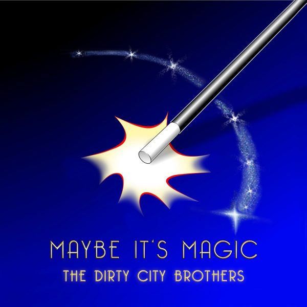 Click Album Image to Buy MAYBE IT'S MAGIC on iTunes
