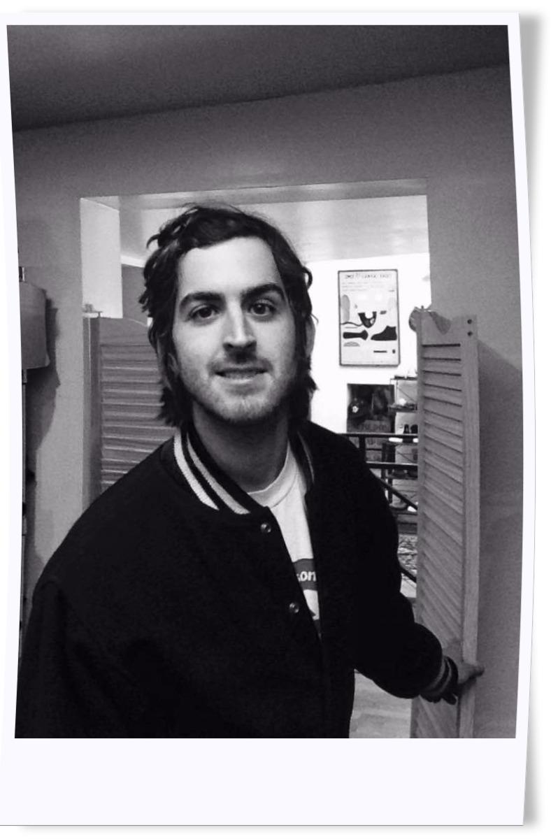 Sam Broderick - Bass